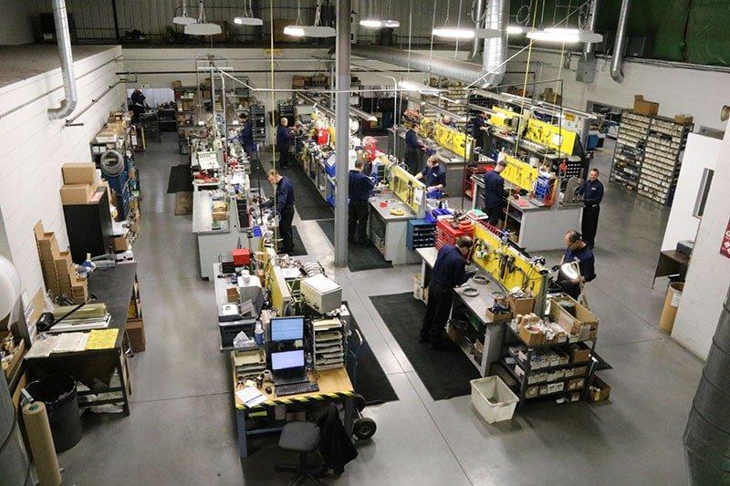 Industry Diesel - Shop Floor