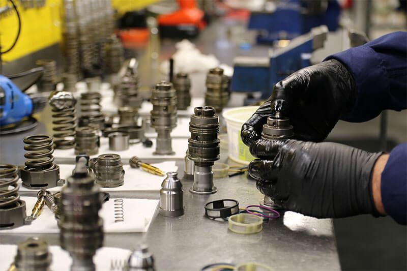 Electronic Injectors - Industry Diesel & Turbo Service Ltd