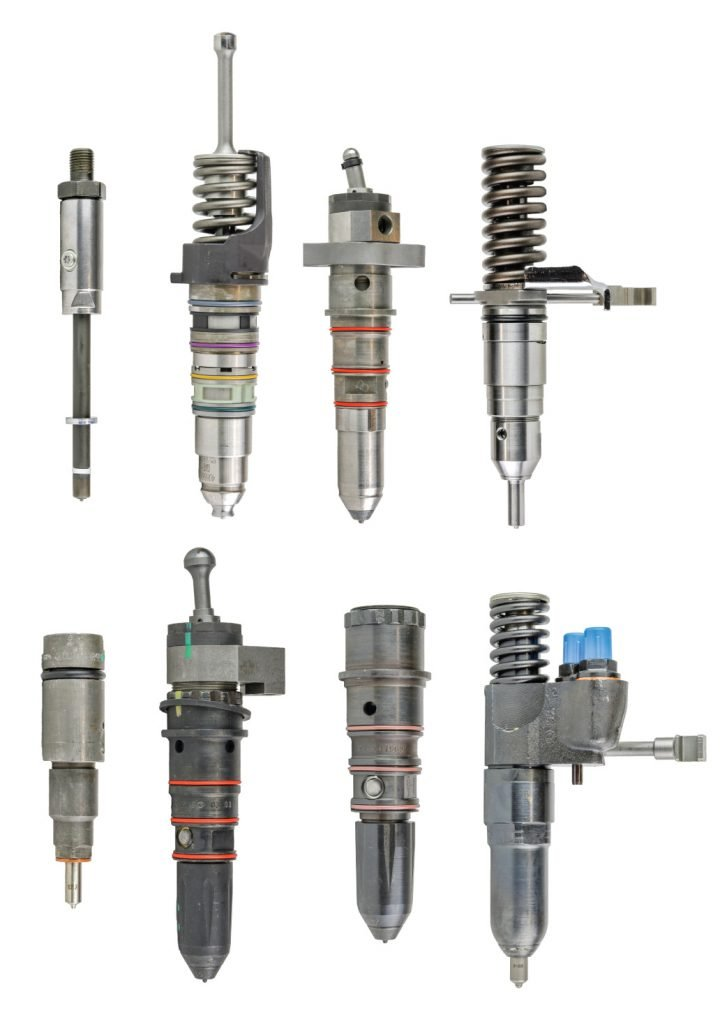Mechanical Injectors - Industry Diesel